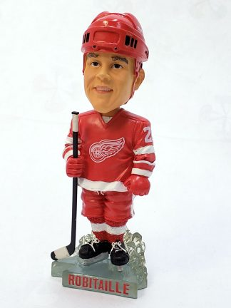 Detroit Red Wings Luc Robitaille Bobble Head