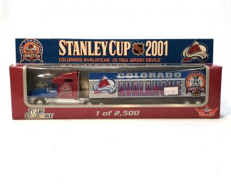 Stanley Cup Colorado Avalanche 2001