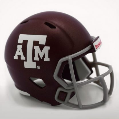 Texas A&M Aggies Pocket Pro Speed Helmet