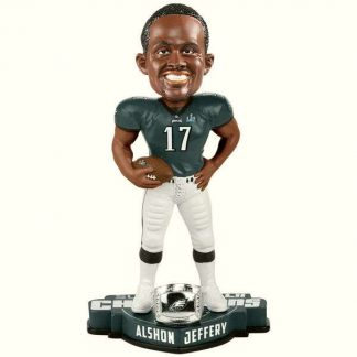 Philadelphia Eagles Alshon Jeffery Super Bowl LII Champions Player Bobblehead