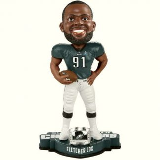 Philadelphia Eagles Fletcher Cox Super Bowl LII Champions Player Bobblehead