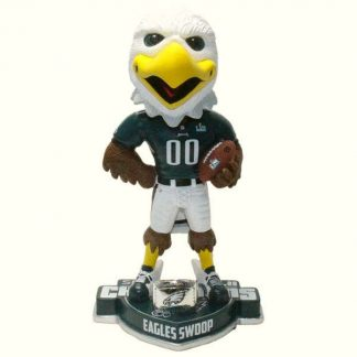 Philadelphia Eagles Super Bowl LII Champions Mascot Bobblehead