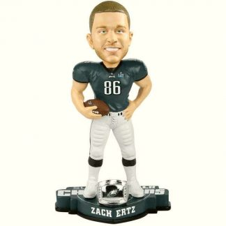 Philadelphia Eagles Zach Ertz Super Bowl LII Champions Player Bobblehead