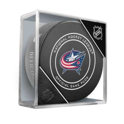columbus-blue-jackets-official-game-puck