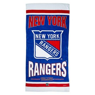 Beach Towel New York Rangers