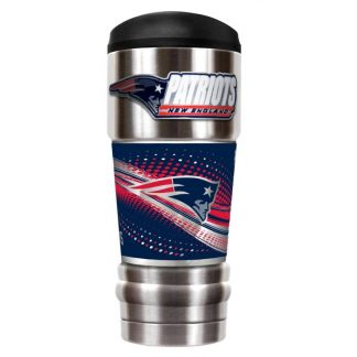 NFL Travel Tumbler New England Patriots