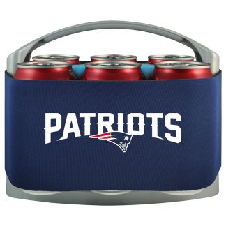 New England Patriots Cool Six Cooler