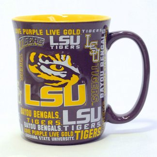 LSU Tigers Football 17oz 1