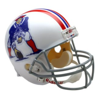 New England Patriots Replica Throwback Helmet 65-81
