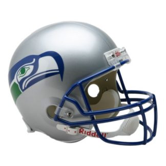 Seattle Seahawks Replica Throwback Helmet 83-01