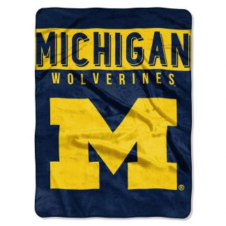 blanket-Michigan-Wolverines-60x80