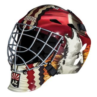 Arizona Coyotes Franklin Replica Goalie Mask