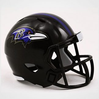 Baltimore Ravens Pocket Pro Speed Helmet