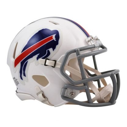 Buffalo Bills Mini Speed Helmet