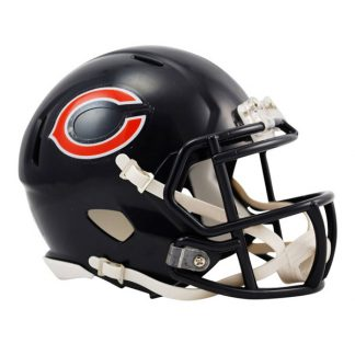 Chicago Bears Mini Speed Helmet