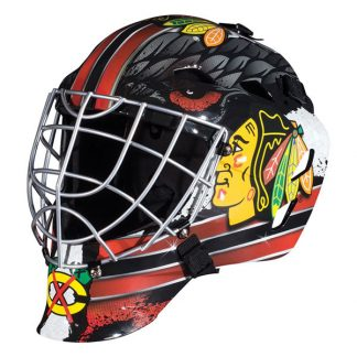 Chicago Blackhawks Franklin Replica Goalie Mask