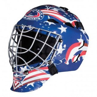 Columbus Blue Jackets Franklin Replica Goalie Mask