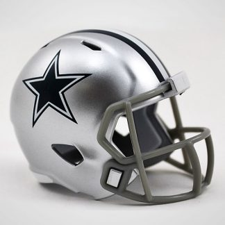 Dallas Cowboys Pocket Pro Speed Helmet