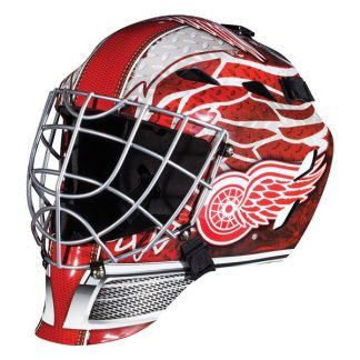 Detroit Red Wings Franklin Replica Goalie Mask