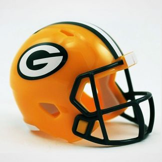 Green Bay Packers Pocket Pro Speed Helmet