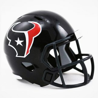 Houston Texans Pocket Pro Speed Helmet