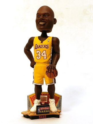 LA Lakers Shaquille O'Neal All Star