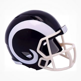 Los Angeles Rams Pocket Pro Speed Helmet