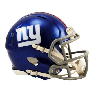 New York Giants Mini Speed Helmet