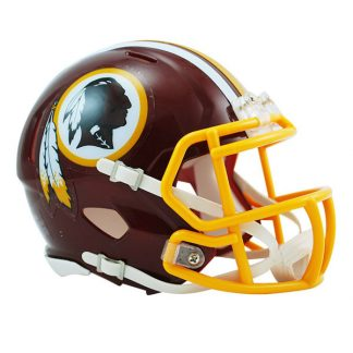 Washington Redskins Mini Speed Helmet