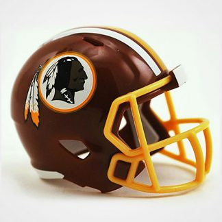 Washington Redskins Pocket Pro Speed Helmet