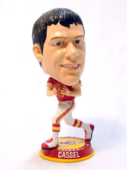 Chiefs Matt Cassel Big Head Bobblehead
