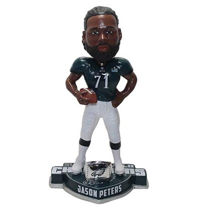 Eagles Jason Peters Super Bowl Bobblehead