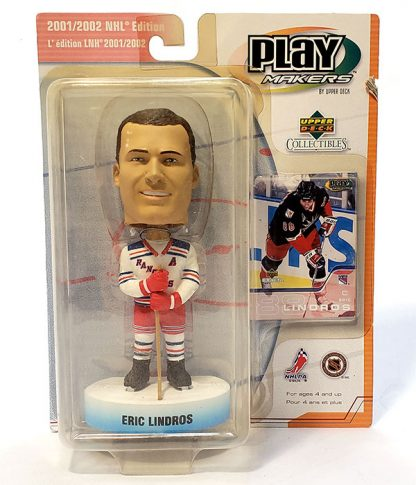 Eric Lindros Play Makers Bobblehead