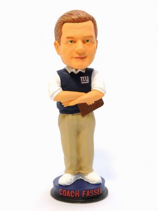 Giants Coach Fassel Bobblehead