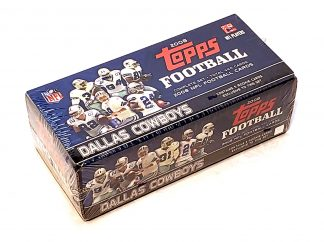 2008 Topps Football Complete Set Cowboys