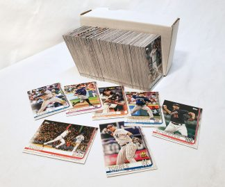 2019 Topps Series 1 Complete Set