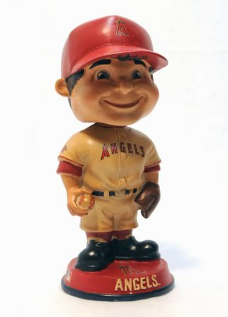 Angels Retro Bobblehead
