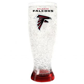 Atlanta Falcons Crystal Freezer Pilsner