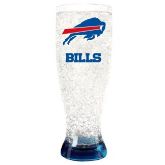 Buffalo Bills Crystal Freezer Pilsner
