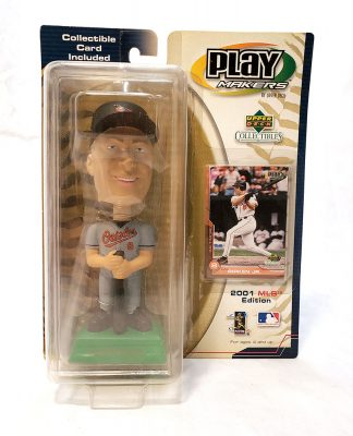 Cal Ripken Play Makers Bobblehead