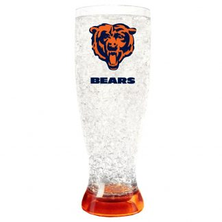 Chicago Bears Crystal Freezer Pilsner