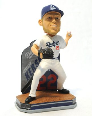 Dodgers Clayton Kershaw Name Bobblehead