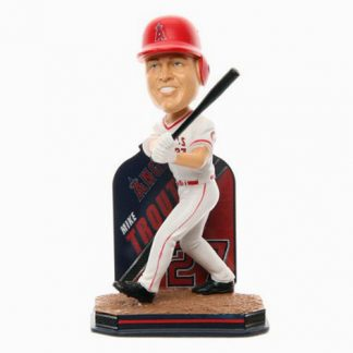 LA Angels Mike Trout Name Number Bobblehead