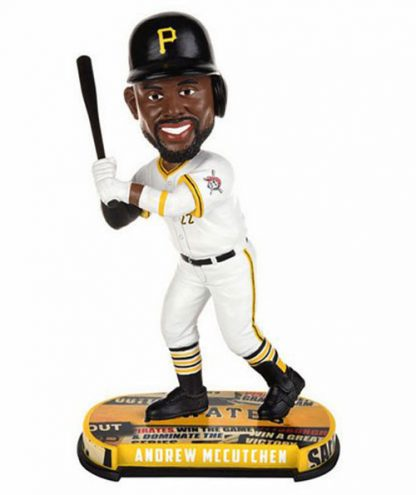 Pittsburgh Pirates Andrew McCutchen Headline Bobblehead