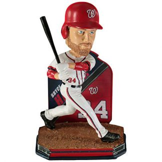 Washington Nationals Bryce Harper Name Number Bobblehead
