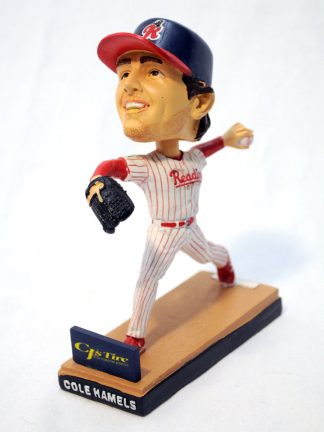 SGA Phillies Cole Hamels Bobblehead
