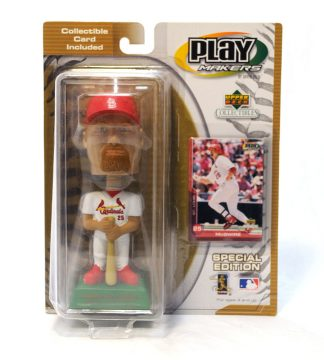 Playmakers Cardinals Mark McGwire