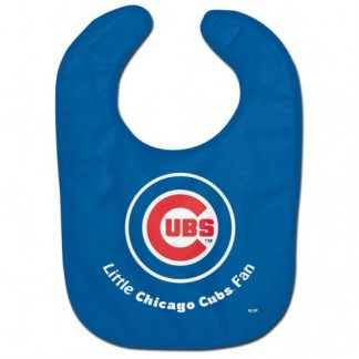 Chicago Cubs Baby Bib