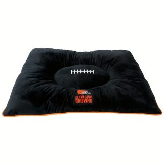 Cleveland Browns - Pet Pillow Bed