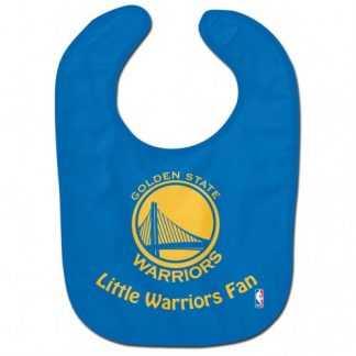 Golden State Warriors Baby Bib